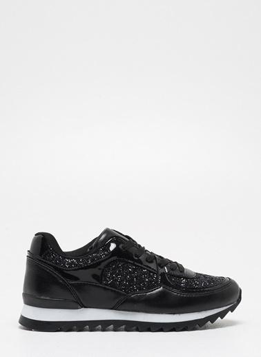 F By Fabrika Kadın Siyah Sneakers OWEN Siyah